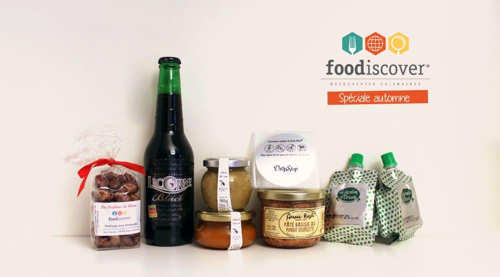 Foodiscover - Octobre 2013