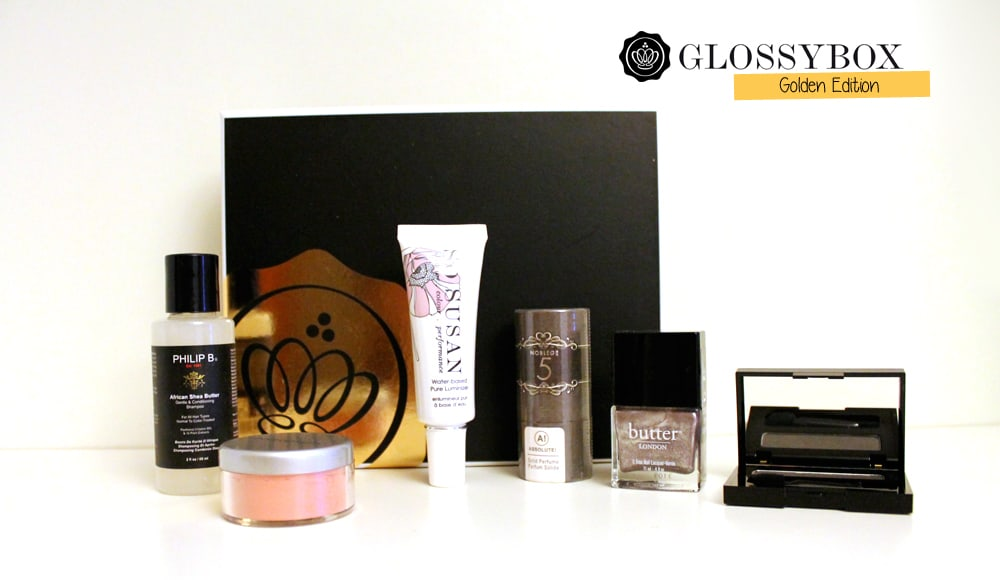 Glossybox - Golden Edition