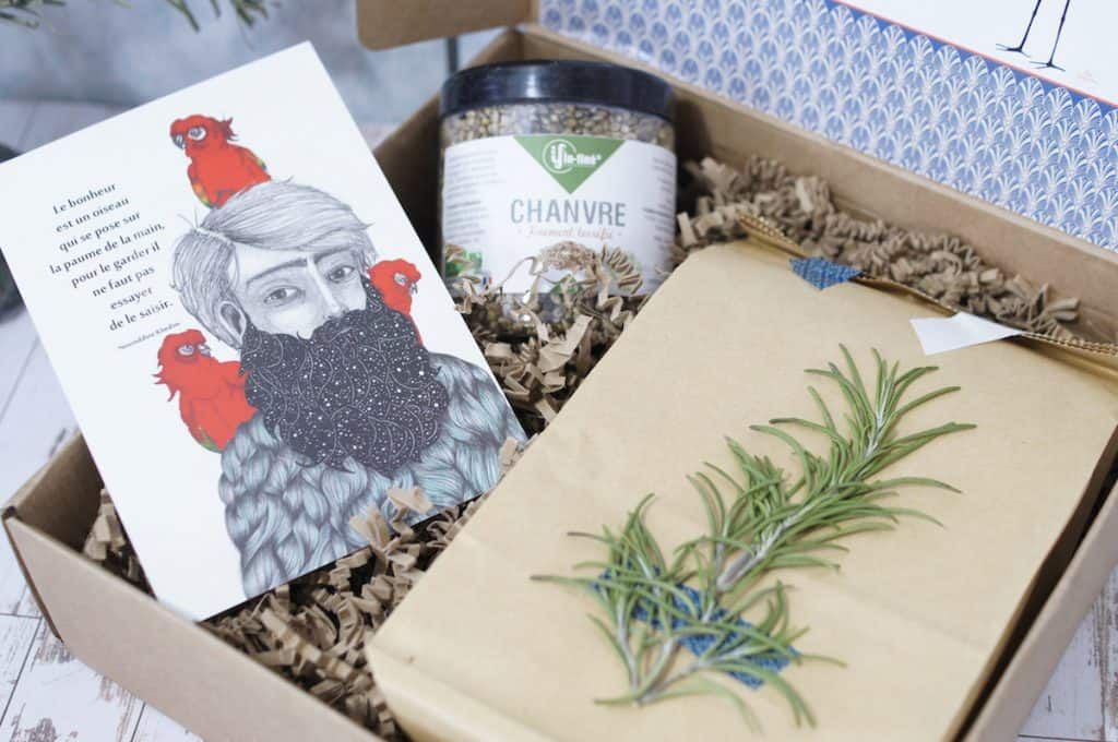 Ma French Box Homme - Janvier 2017