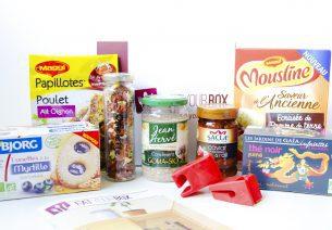 Eat Your Box - Janvier 2015