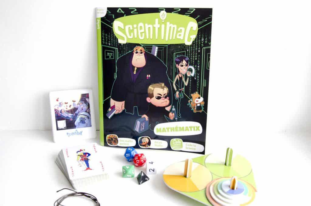 Scientibox - Janvier 2015