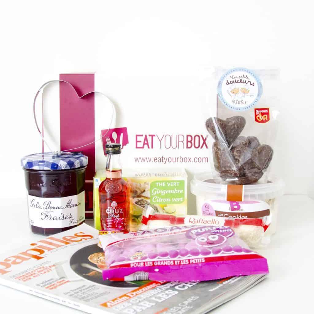 Eat Your Box - Février 2015