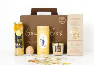 Gourmibox - Avril 2015