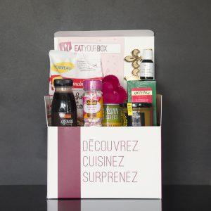 Eat Your Box - Février 2014