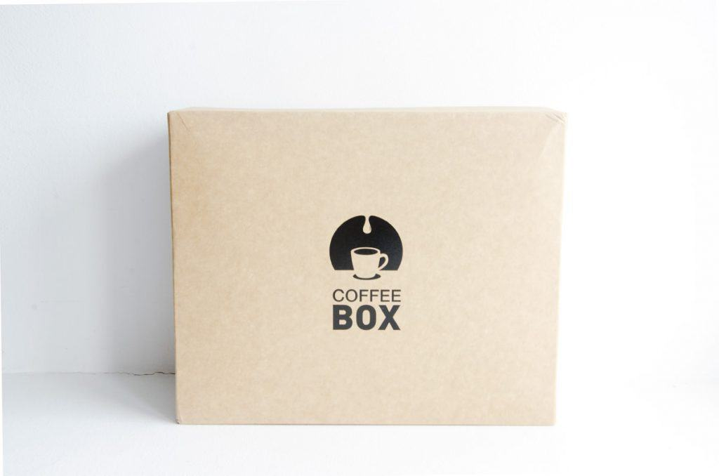 Coffee Box - Janvier 2014