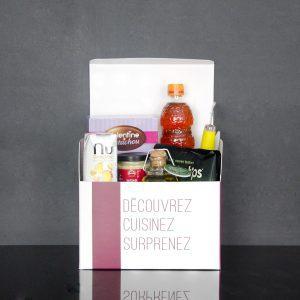 Eat Your Box - Mars 2014