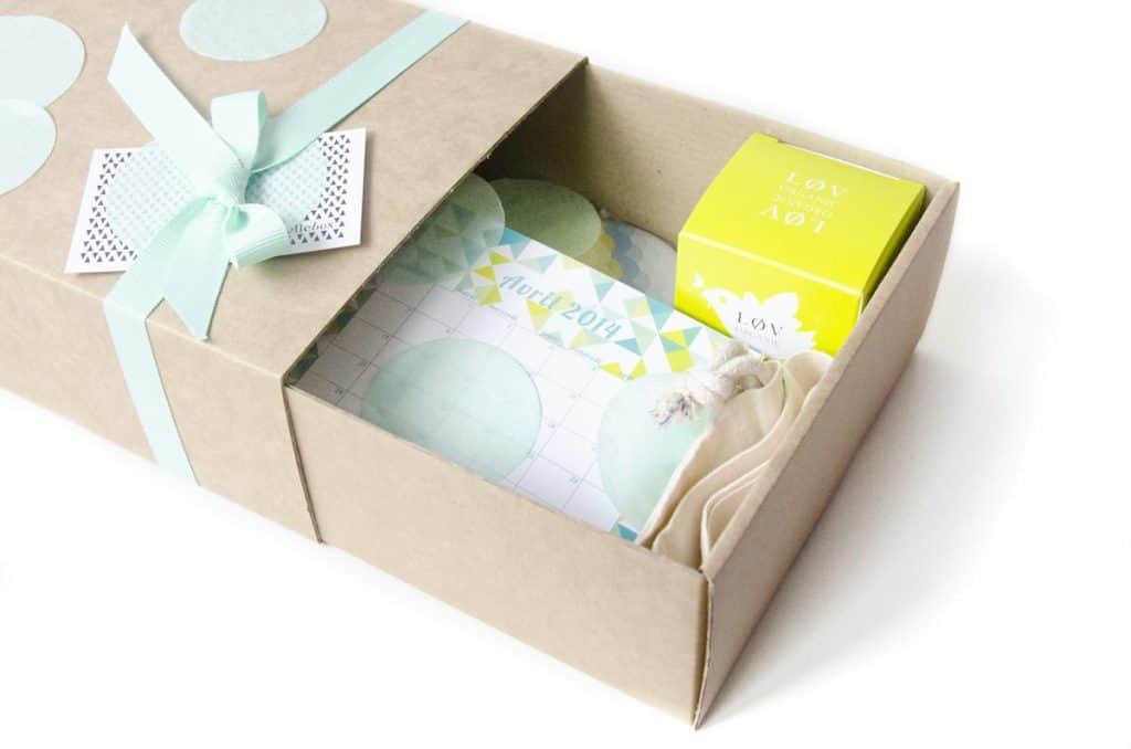 Mademoiselle Box - Mars 2014