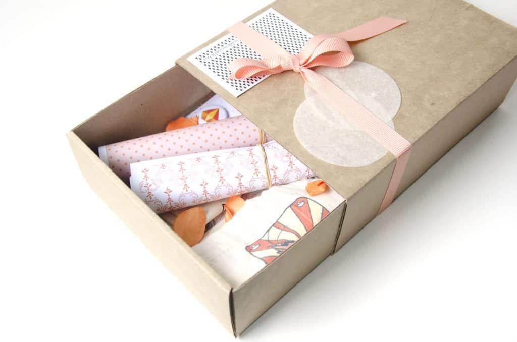 Mademoiselle Box - Avril 2014