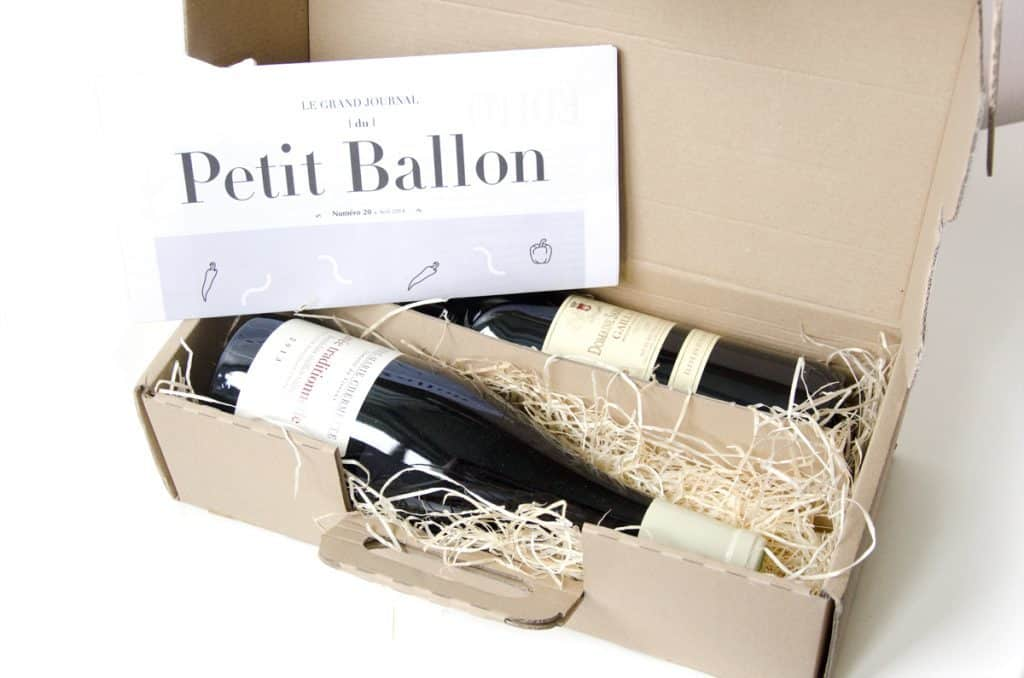 Le Petit Ballon - Avril 2014