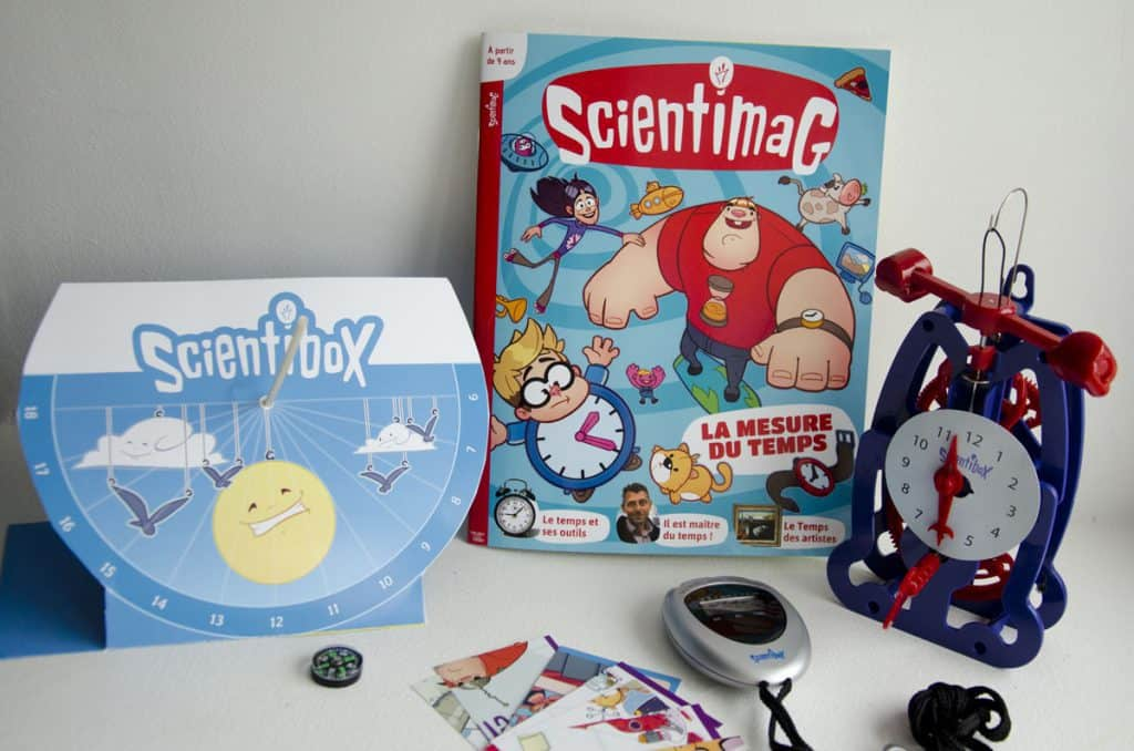ScientiBox - Mai 2014