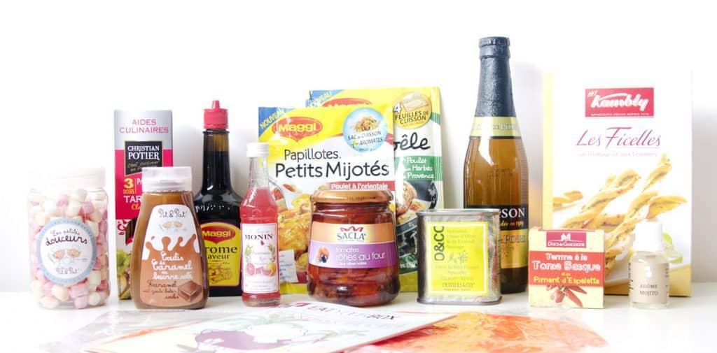 Eat Your Box - Juillet/Août 2014