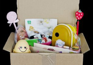Cutebox - Octobre 2013