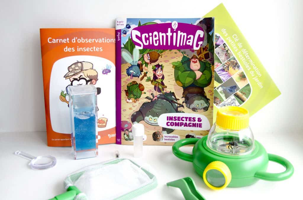 Scientibox - Septembre 2014