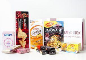 Eat Your Box - Octobre 2014
