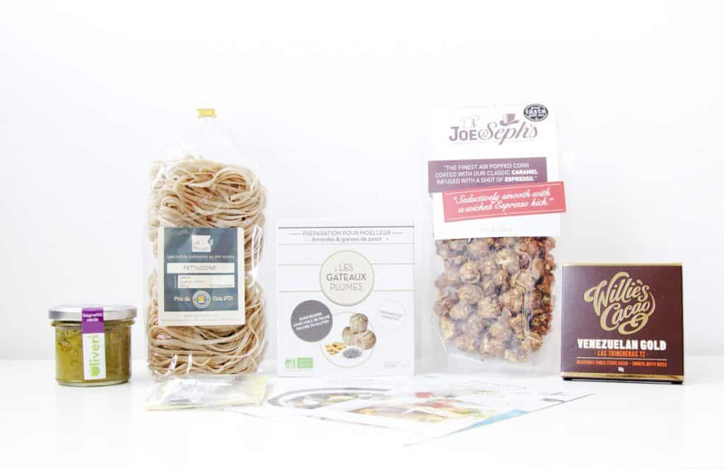 Gourmibox - Octobre 2014