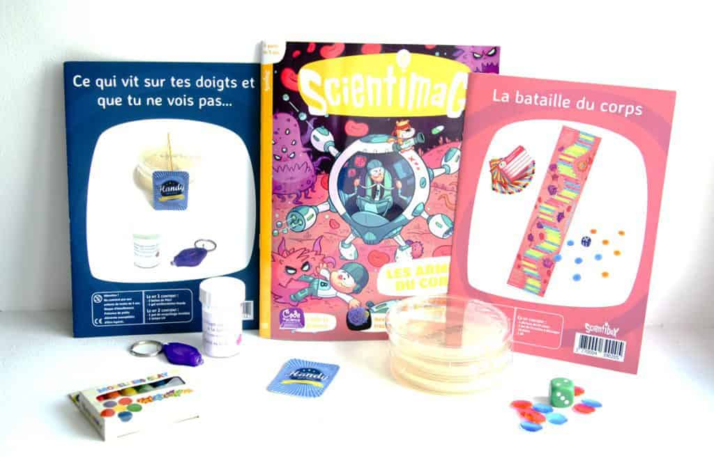Scientibox - Octobre 2014