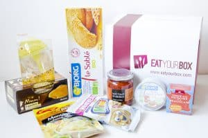 Eat Your Box - Novembre 2014