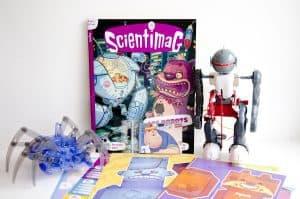 Scientibox - Novembre 2014