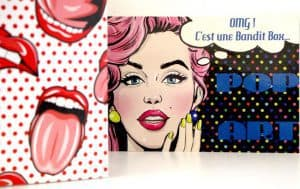 Bandit Box - Femme - Avril 2017