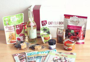 Eat Your Box - Mai 2016