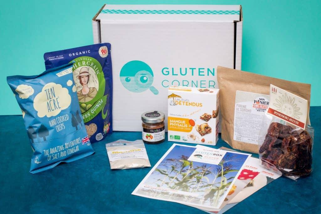 GlutenBox - octobre 2016