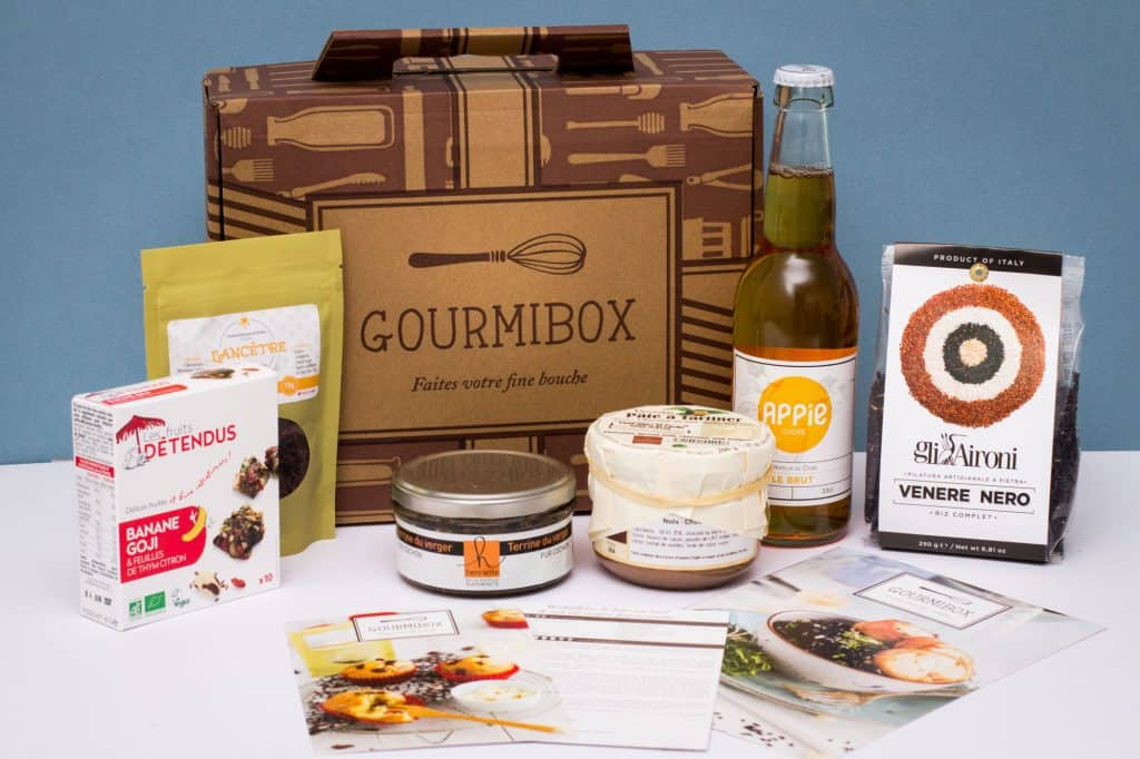 GourmiBox - Octobre 2016