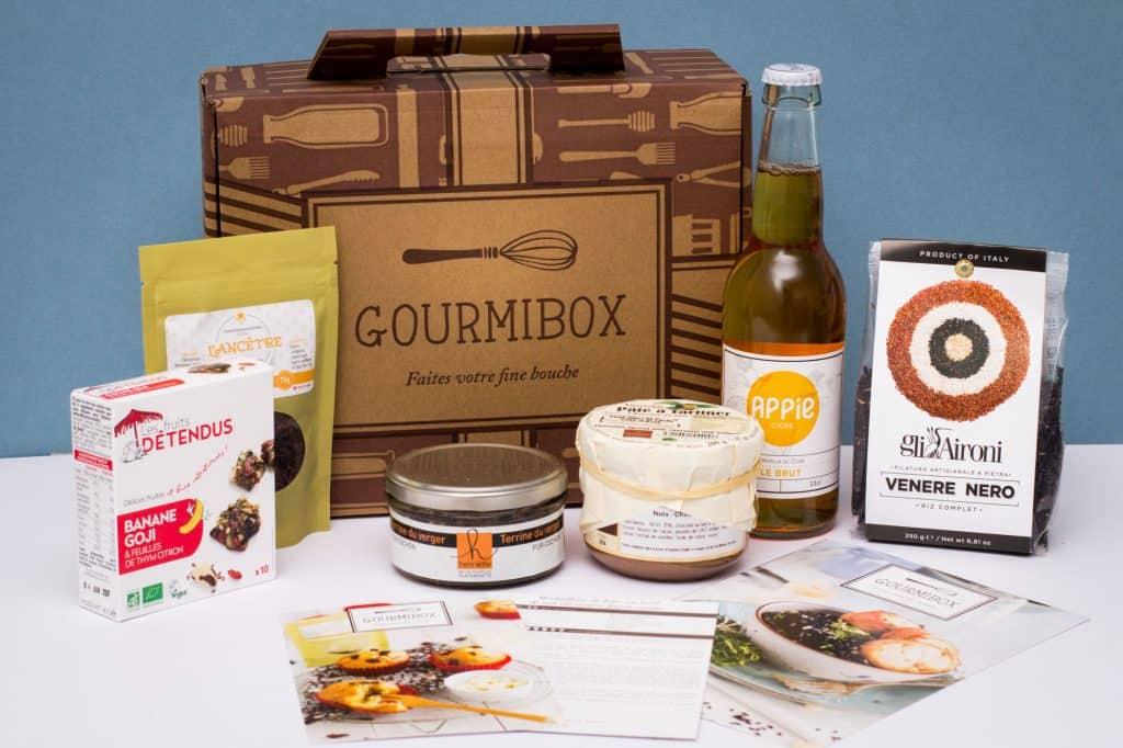 GourmiBox - Octobre 2016