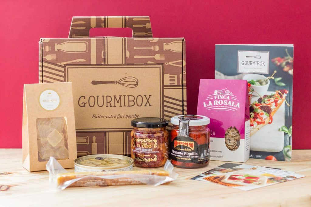 GourmiBox - septembre 2016