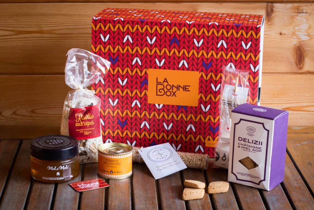 La Bonne box - Novembre 2016