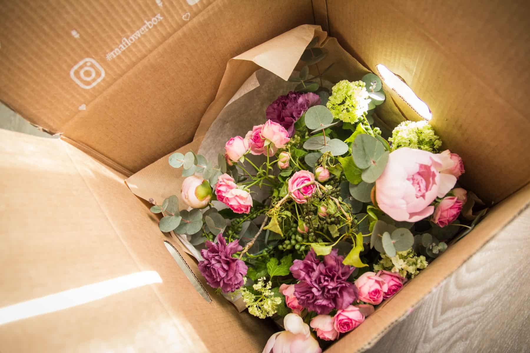 ma flower box - avril 2017 - la box du mois : avis et tests de box