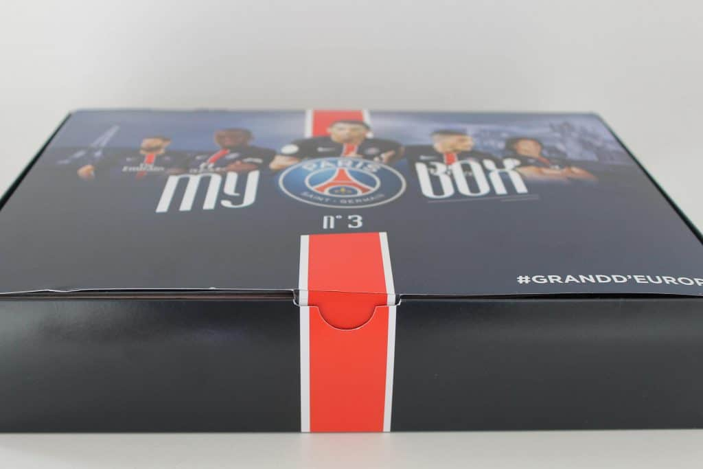 My PSG Box – Mars 2016