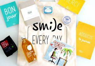 Smile in box - Adoucis ta journée
