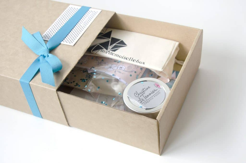 Mademoiselle Box - Janvier 2014