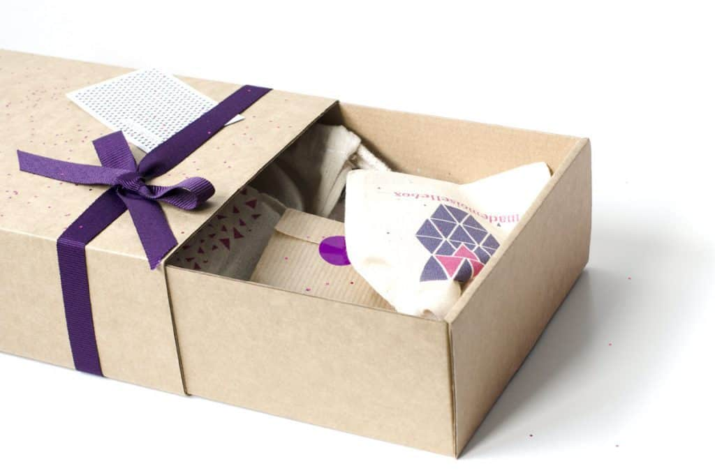 Mademoiselle Box - Février 2014