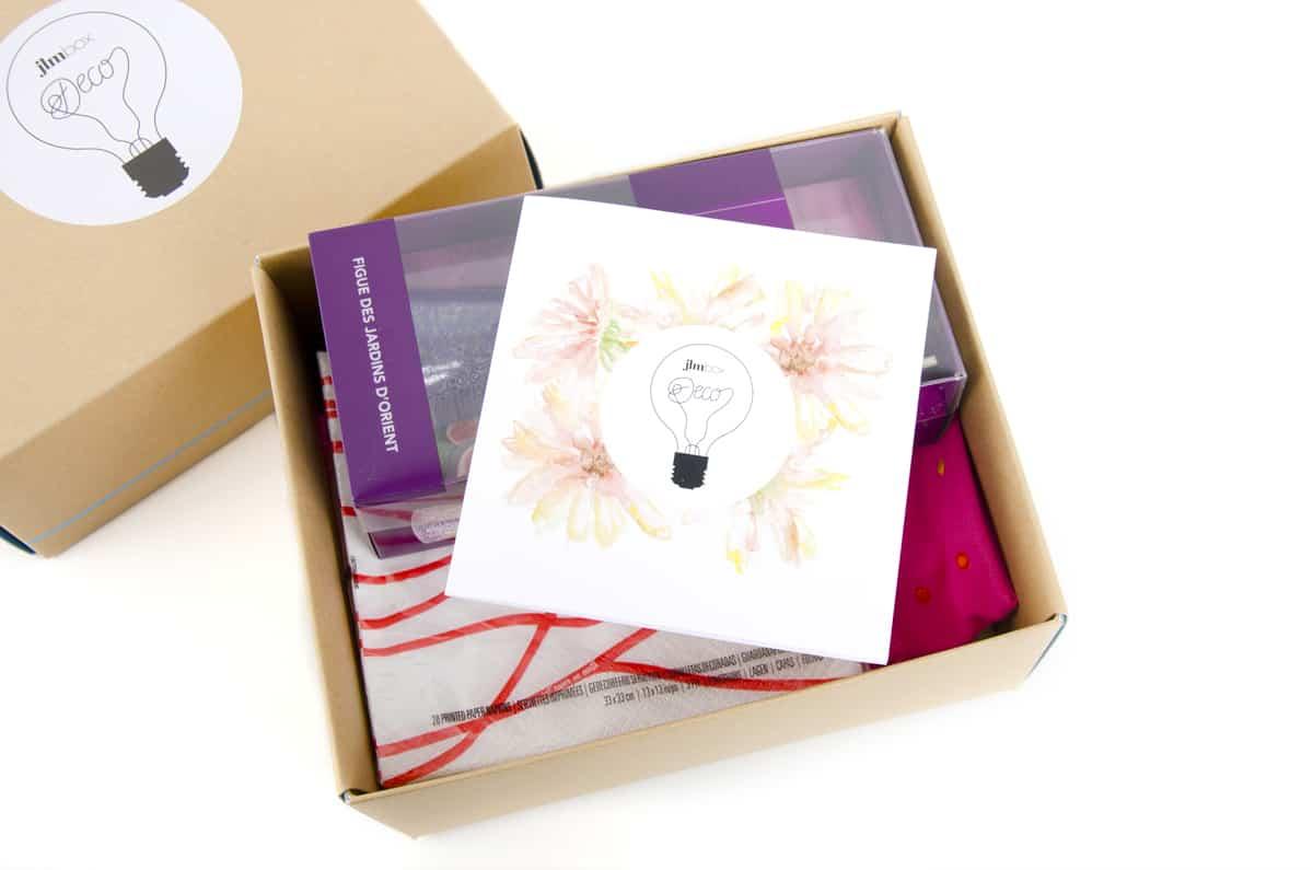 jlm box déco - octobre 2015 - la box du mois : avis et tests de box