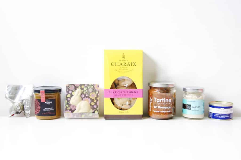 Gourmibox - Avril 2014