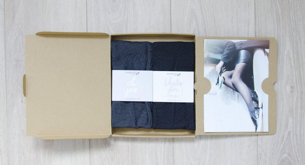 Gambettes Box - Mars 2015