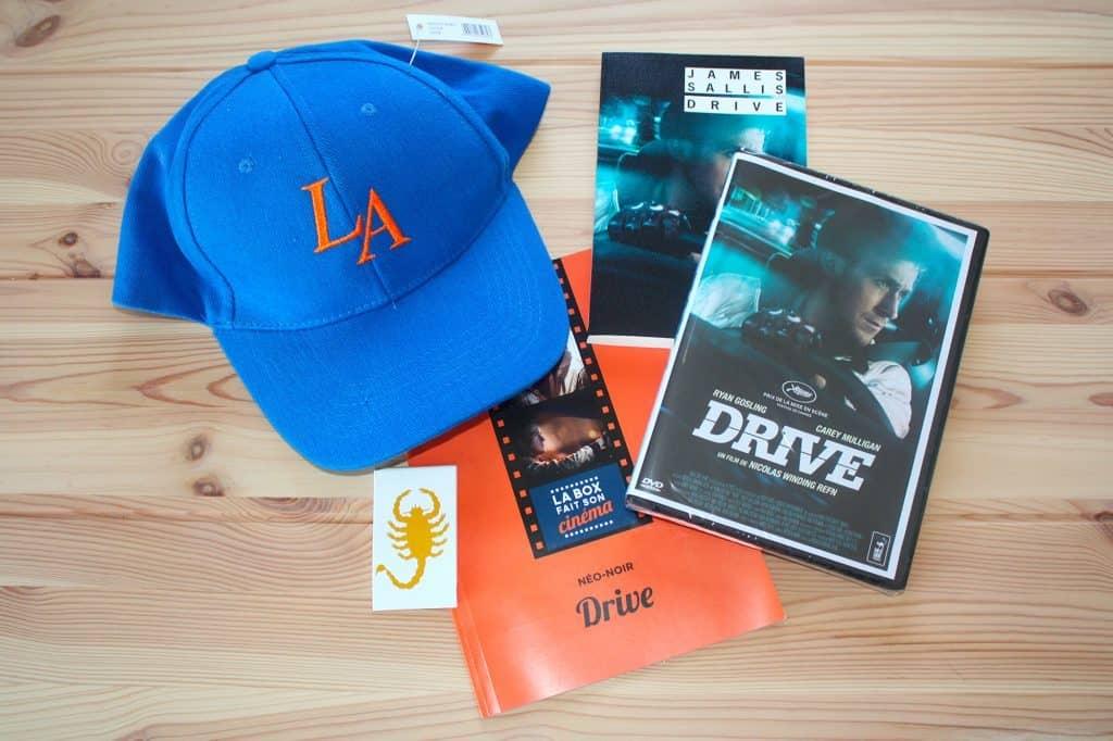 La Box fait son Cinéma - Avril 2017