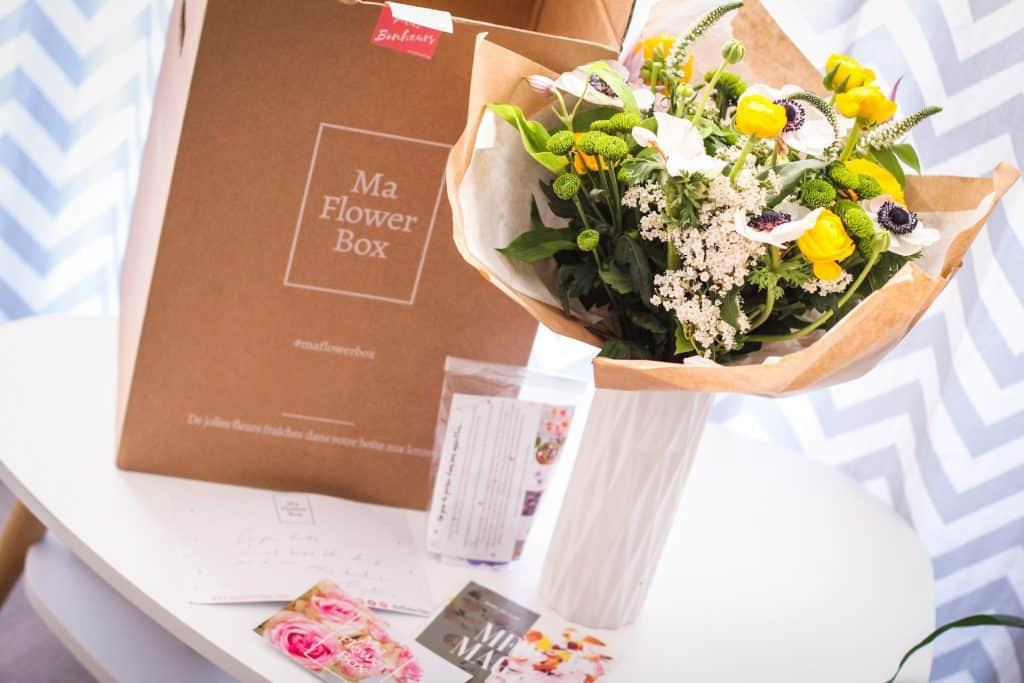 Ma Flower Box - Mars 2017