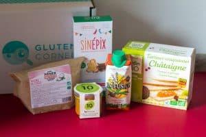GlutenBox - Décembre 2016