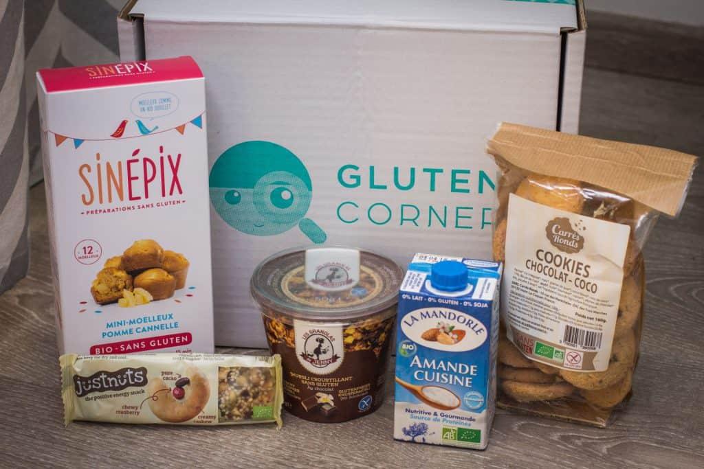 GlutenBox - mai 2017