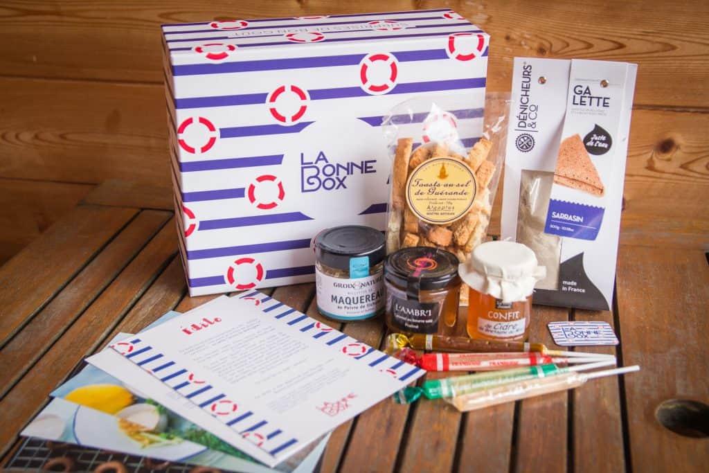 La Bonne box - Avril 2017