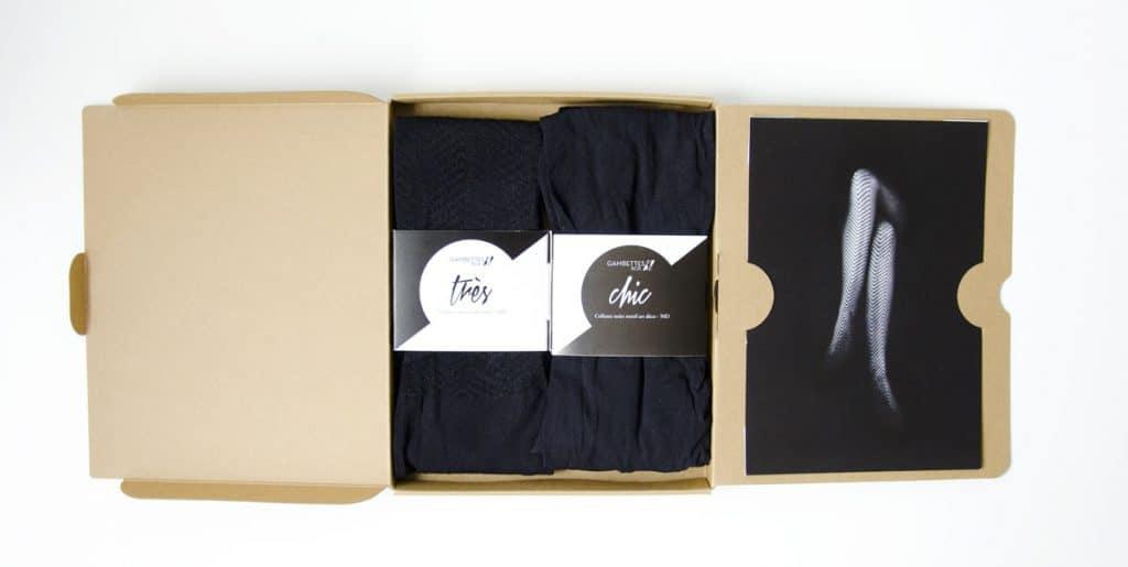 Gambettes Box - Janvier 2015