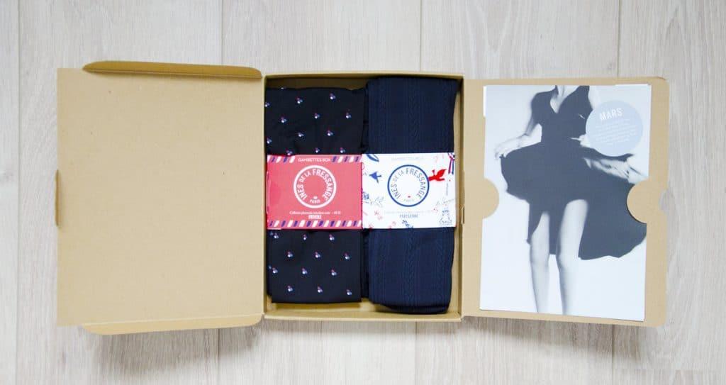 Gambettes Box - Février 2015