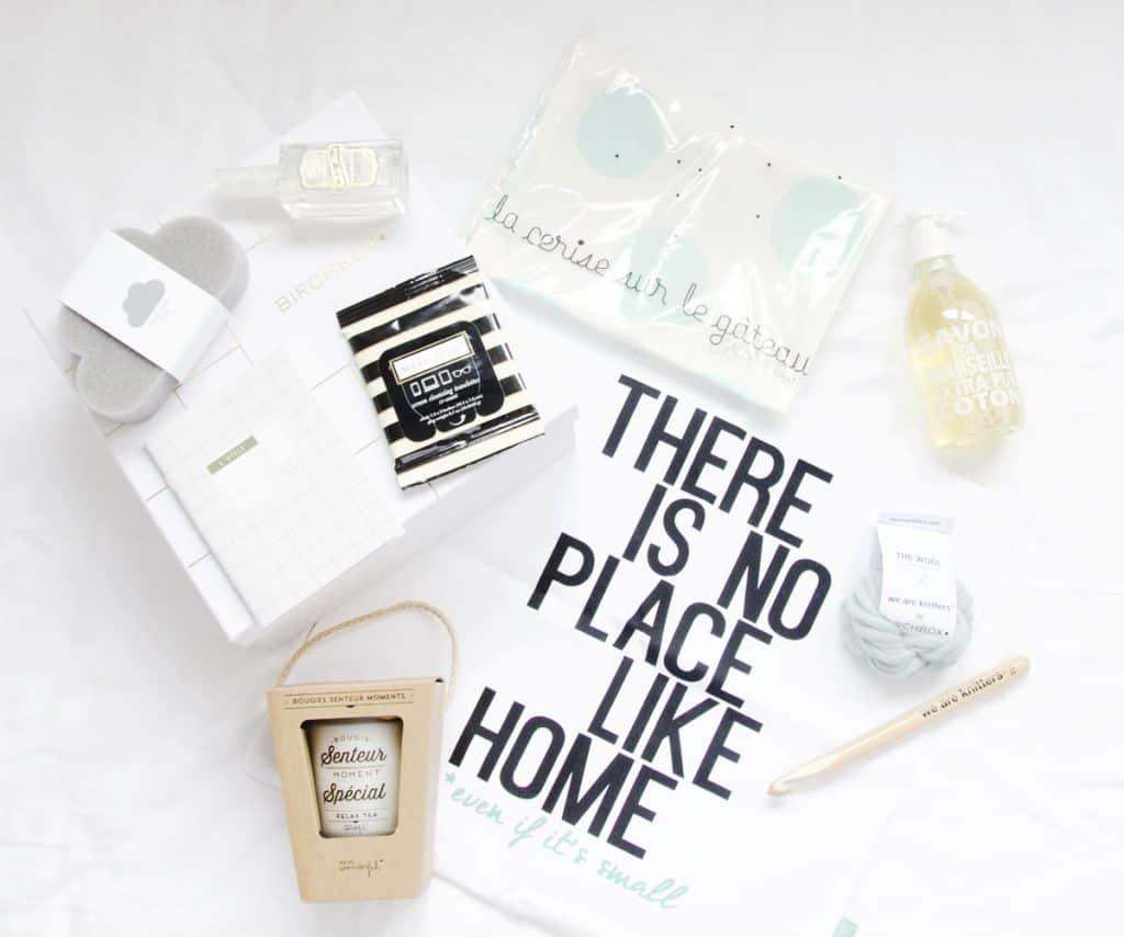 Birchbox Home - Novembre 2014