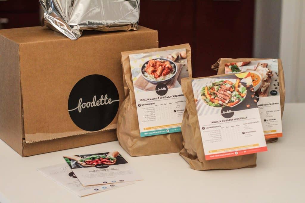 Foodette - Janvier 2017