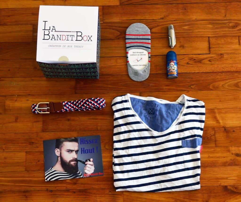 Bandit Box Lui - Mai 2017