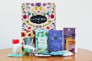 La Thé Box - Juin 2017