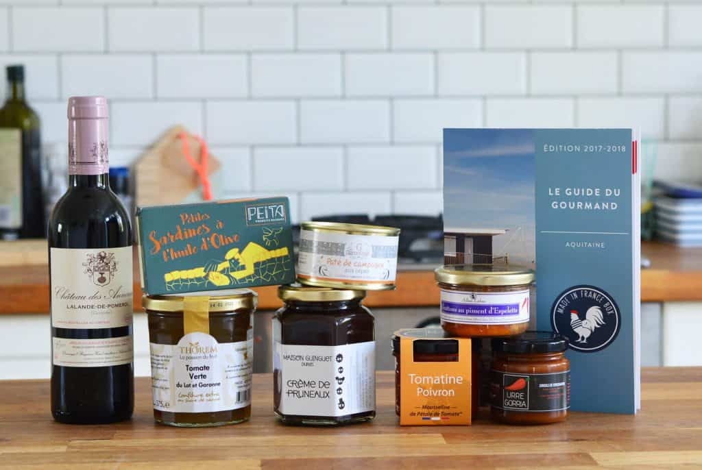 Made in France Box - Juin 2017