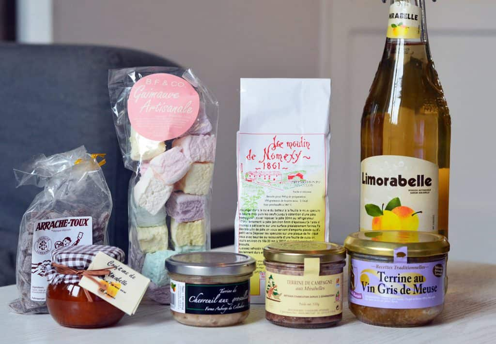 Made in France Box - Décembre 2016